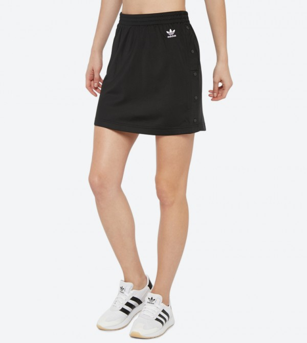 f76dd2111ef4 Home; Styling Complements Mini Skirt - Black DW3897. DW3897-BLACK