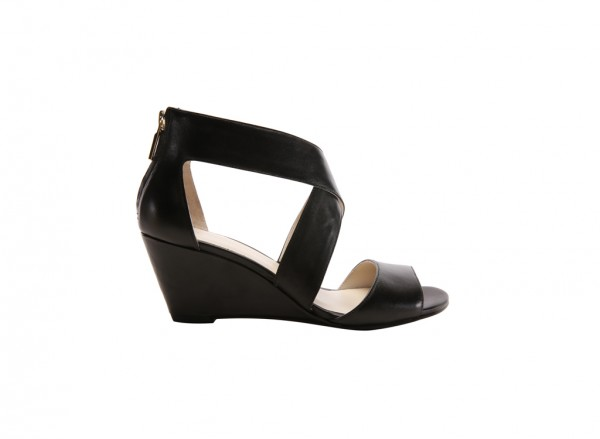 Drina Black Footwear