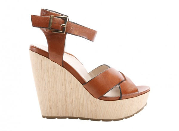 Brown Wedges-KCKL05391LE