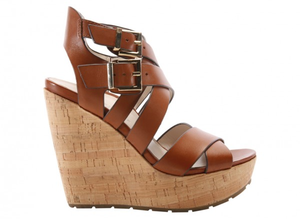 Brown Wedges-KCKL05392LE