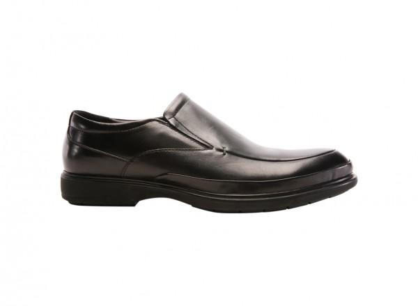 Mid-Night Run Black Footwear