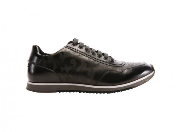 Out Bid Black Footwear