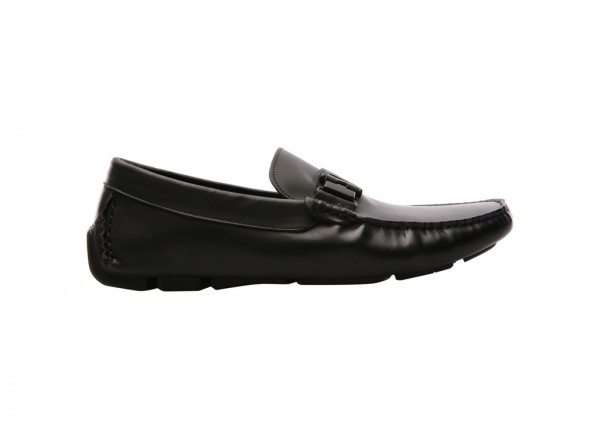 In Theme Black Loafers