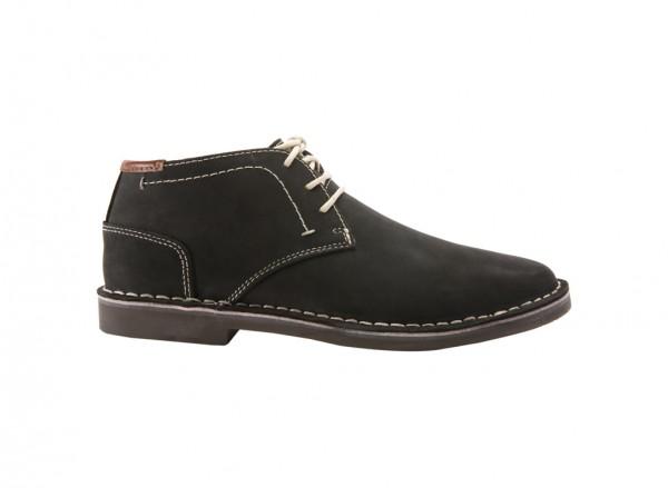 Desert Sun Black Footwear