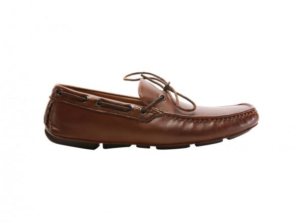 Take Over Cognac Footwear