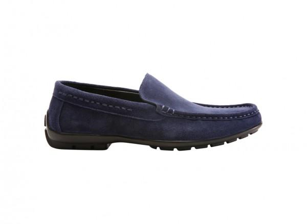 Straight Up Navy Footwear
