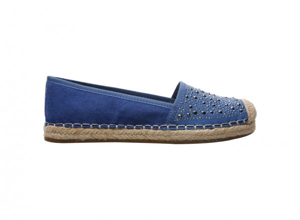 L-Twilight Gold Loafers