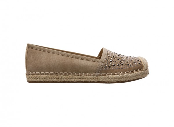 L-Twilight Taupe Loafers
