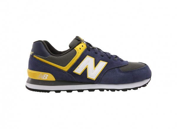 574 Navy Sneakers And Athletics-ML574AAA