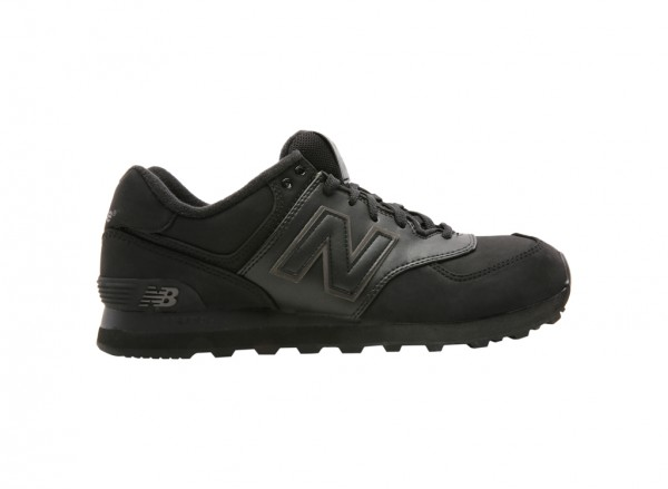 574 Black Sneakers And Athletics-ML574CHD