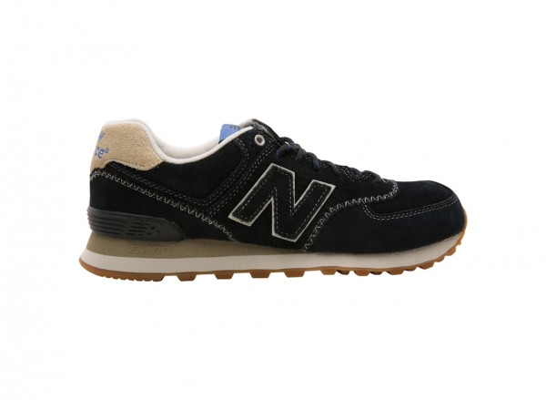 574 Black Sneakers And Athletics-ML574GBD