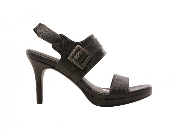 Ambition Black High Heel