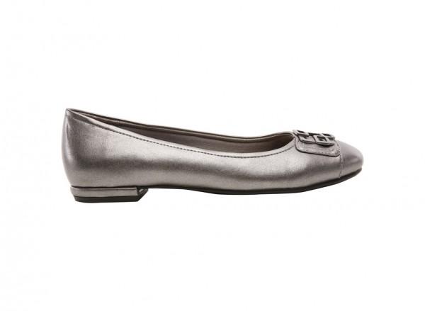 Bombay Grey Ballerinas