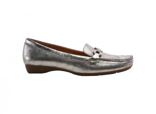 Gala Silver Shoes
