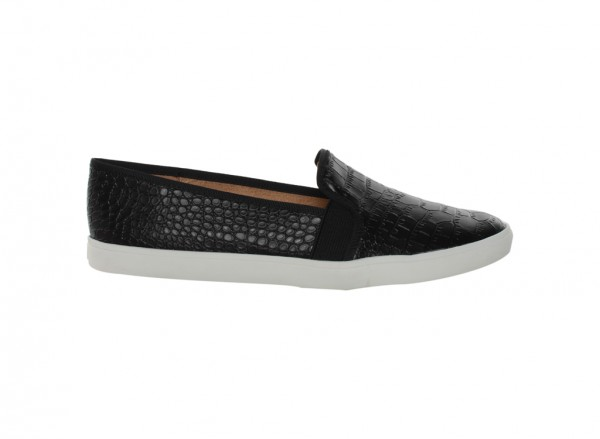 Kail Black Loafers