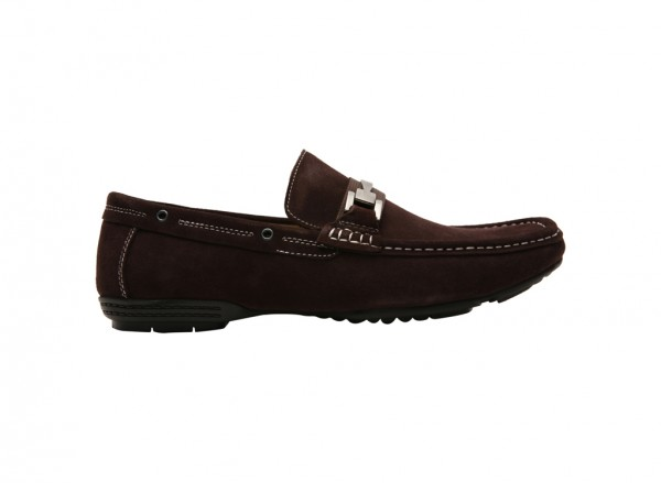 Delta Brown Loafers