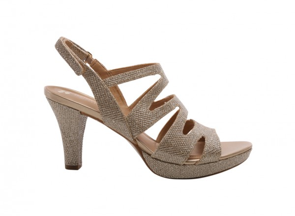 Pressley Metallic Sandals
