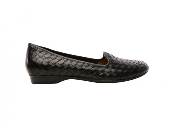 Sandee Black Loafers