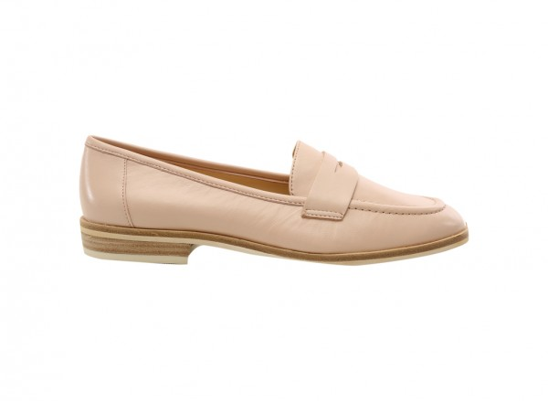 Antonecia Pink Loafers
