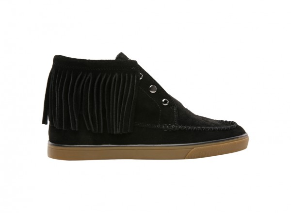 Ballico Black Sneaker