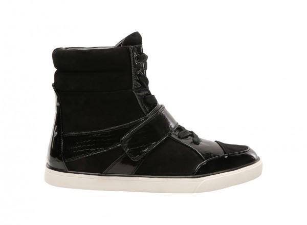 Buhbye Black Sneaker