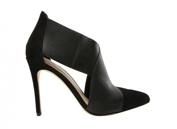 Eadda Black High Heel