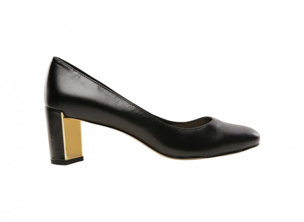 Franny Black Pumps