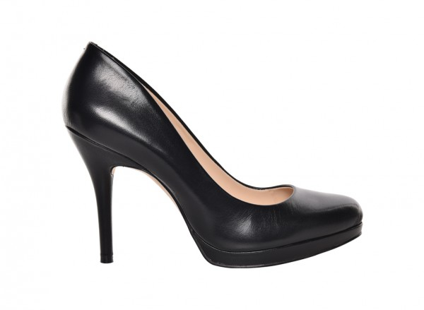 Nwkristal Black High Heel