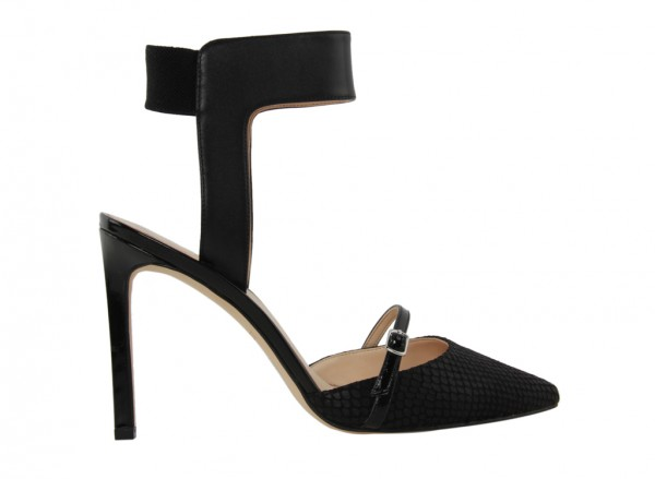 Nwtabia Black High Heel