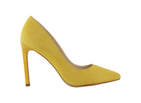 Nwtatiana Yellow High Heel