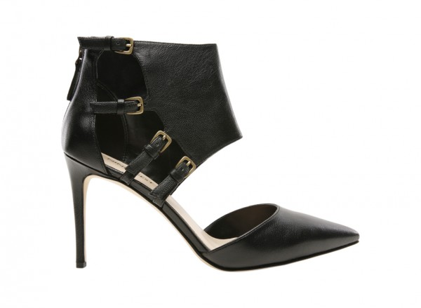 Trustme Black High Heel