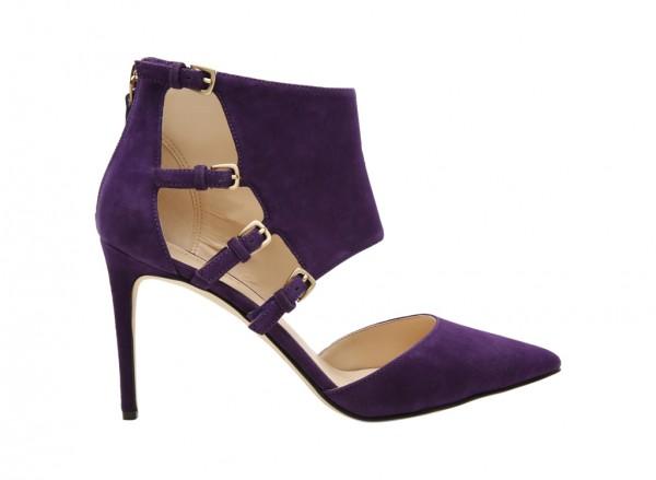 Trustme Purple High Heel
