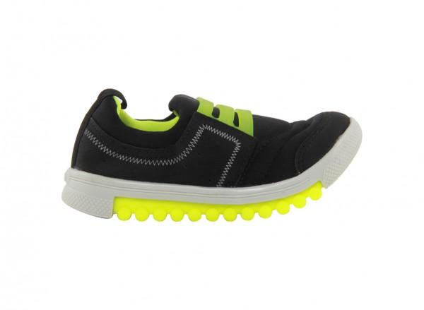 Roller New Black Sneaker