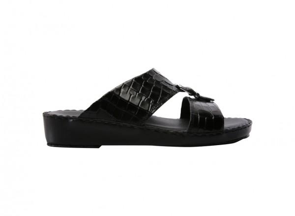 Black Sandals-SG100211FRD
