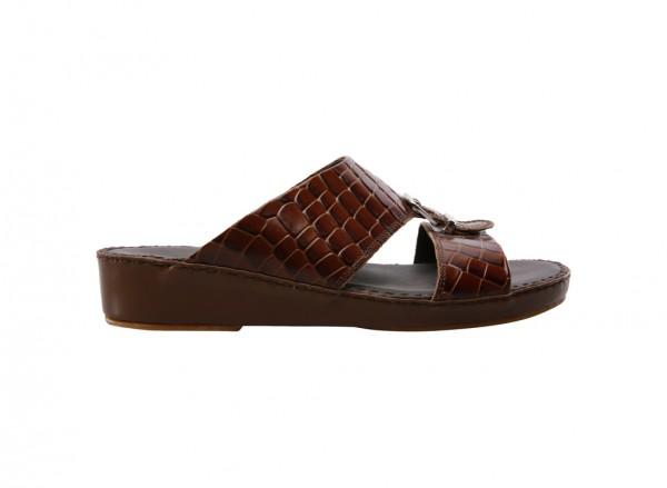 Brown Sandals-SG100211FRD
