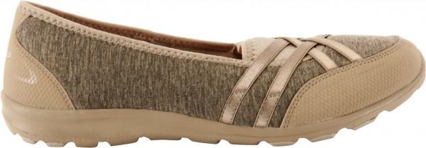 حذاء لون بيج