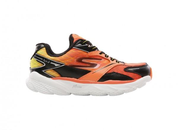 حذاء غو رن رايد 4 لون برتقالي