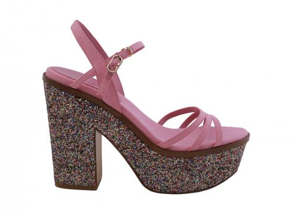 Pink High Heel-SL1-60960038