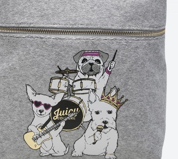 8f7275e4ce4 Dog Band Surfside Backpacks - Grey