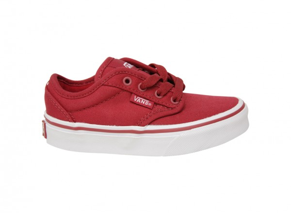 Red Sneakers And Athletics-VAFT-ZNR5GH